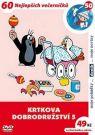 DVD Film - Krtkove dobrodružstvá 5 (papierový obal)