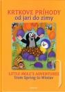 Kniha - Krtkove príhody od jari do zimy