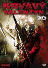 DVD Film - Krvavý Valentýn (2 DVD - obsahuje 2D+3D a 2 ks 3D brýlí)