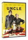 DVD Film - Krycie meno U.N.C.L.E.