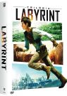 DVD Film - Labyrint: Trilógia (3 DVD)