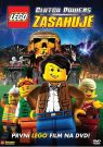 DVD Film - LEGO: Clutch Powers zasahuje