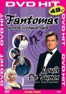 DVD Film - Louis de Funés: Fantomas kontra Scotland Yard (papierový obal)