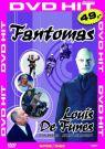 DVD Film - Louis de Funés: Fantomas (papierový obal)
