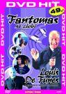 DVD Film - Louis de Funés: Fantomas sa hnevá (papierový obal)