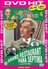 DVD Film - Louis de Funés: Grand restaurant pána Septima (papierový obal)