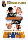DVD Film - Louis de Funés: Jeden hot a druhý čehý