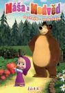 DVD Film - Máša a Medveď IV. - Dychejte, nedychejte