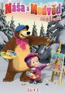 DVD Film - Máša a Medveď V. - Olejomalba