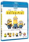 BLU-RAY Film - Mimoni - 3D/2D (2 Bluray)
