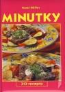 Kniha - Minutky - 313 receptů