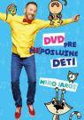 DVD Film - Miro Jaroš - Pesničky pre (ne)poslušné deti