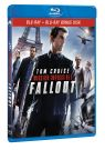BLU-RAY Film - Mission: Impossible - Fallout (2 BD)