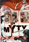 Kniha - Mýty - legendy v exilu