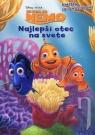 Kniha - Najlepší otec na svete - Hľadá sa Nemo - samolepky