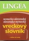 Kniha - Nemecko-slovenský, slovensko-nemecký vreckový slovník-4. vydanie