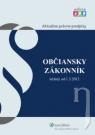 Kniha - Občiansky zákonník účinný od 1. 3. 2012