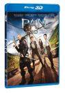 BLU-RAY Film - PAN: Cesta do Krajiny-Nekrajiny - 2D/3D