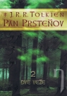 Kniha - Pán prsteňov 2 - Dve veže