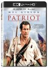BLU-RAY Film - Patriot (UHD+BD)