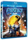 BLU-RAY Film - Pixely - 3D/2D (2 Bluray)