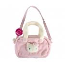 Hračka - Plyšová kabelka - Hello Kitty (23x14 cm)