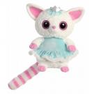 Hračka - Plyšová líštička Pammee ľadová princezná - YooHoo (40,6 cm)
