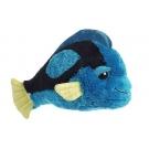 Hračka - Plyšová modrá rybka Tŕňovec pestrý - Dreamy Eyes (30,5 cm)