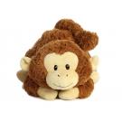 Hračka - Plyšová opička - Tushies (28 cm)