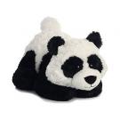 Hračka - Plyšová panda - Tushies (28 cm)