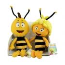 Hračka - Plyšová včielka Maja a Vilko (36 cm)