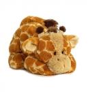 Hračka - Plyšová žirafa - Tushies (28 cm)