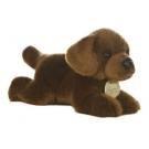 Hračka - Plyšový hnedý labrador - Miyoni (28 cm)