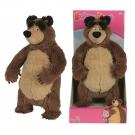 Hračka - Plyšový medveď Miško - Máša a Medveď (35 cm)