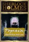 Kniha - Poprava Sherlocka Holmese