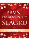 DVD Film - PRVNÍ NAROZENINY ŠLÁGRU 2012 5 DVD