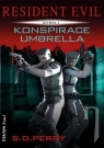 Kniha - Resident Evil 1 - Konspirace Umbrella