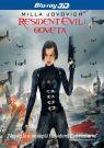 BLU-RAY Film - Resident Evil 5: Odveta 2D/3D