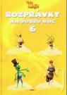 Kniha - Rozprávky na dobrú noc 6 - Včielka Maja