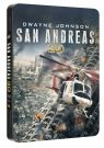 BLU-RAY Film - San Andreas - 3D/2D Futurepack