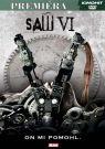 DVD Film - Saw 6 (papierový obal)