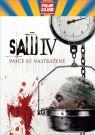 DVD Film - Saw IV (papierový obal)