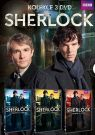 DVD Film - Sherlock (3DVD seriál)