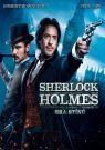 BLU-RAY Film - Sherlock Holmes 2: Hra tieňov