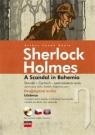 Kniha - Sherlock Holmes A Scandal in Bohemia