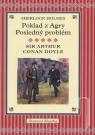 Kniha - Sherlock Holmes- Poklad z Argy-Posledný problém