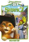 BLU-RAY Film - Shrek 2 3D + 2D (Bluray)