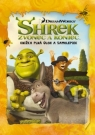 Kniha - Shrek 4 Knižka plná úloh a samolepiek