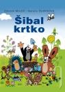 Kniha - Šibal krtko, 2. vydanie