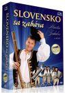 DVD Film - SLOVENSKO SA ZABÁVÁ - KOMPLET (5cd+7dvd)